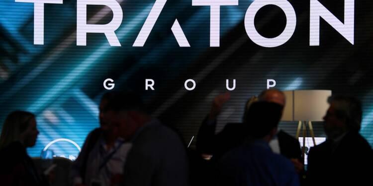 VW vise une IPO de sa division poids lourds Traton avant Pâques
