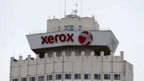 Xerox fait mieux que prévu, le titre bondit