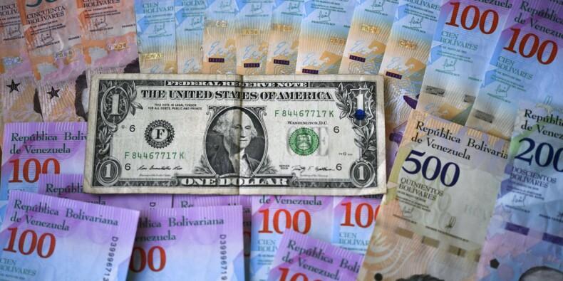 """""""En avoir ou pas"""": au pays du bolivar vénézuélien, le billet vert est roi"""