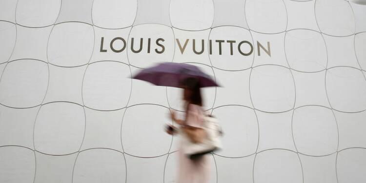LVMH: Louis Vuitton fait grimper les résultats annuels