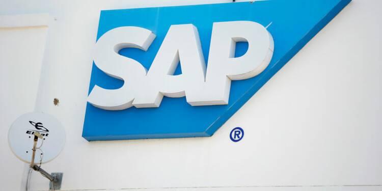 SAP se réorganise après des signes de ralentissement fin 2018