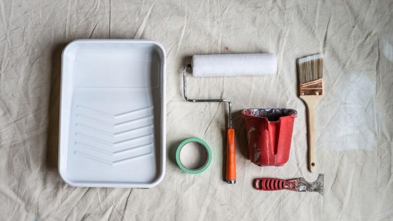 Peintre en bâtiment : salaire et formation