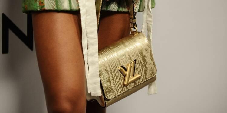 LVMH : des ventes record pour Louis Vuitton