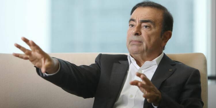 """Renault-Nissan : Carlos Ghosn dénonce """"une trahison"""" et """"un complot"""""""