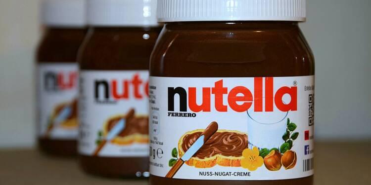 Nutella continue de perdre des parts de marché
