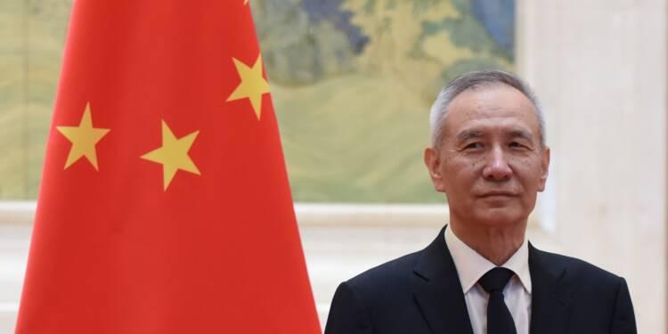 Chine-USA: les figures clés des négociations commerciales