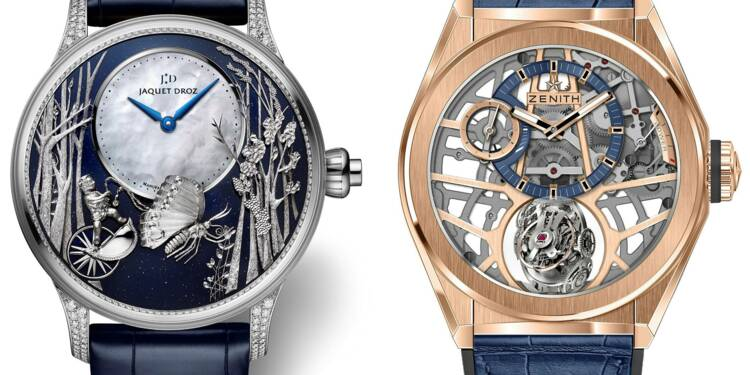 Rolex, Bréguet... 6 montres de précision belles à porter