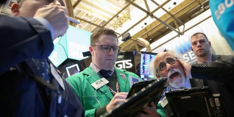 Wall Street : les actions américaines signent leur meilleur mois depuis 2015