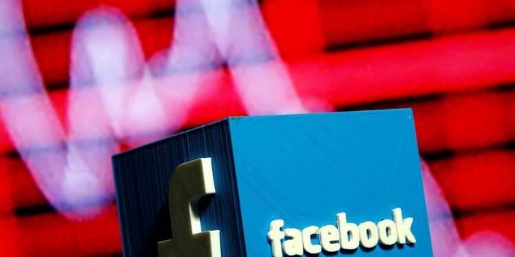 Le bénéfice de Facebook bat le consensus, l'action monte