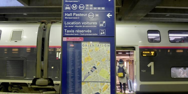 Panne électrique à Paris-Montparnasse: retour du trafic à la normale