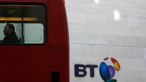 BT publie des résultats en baisse, mais meilleurs que prévu