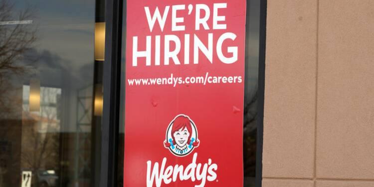 """USA: Envolée des créations d'emploi; pas d'impact du """"shutdown"""""""
