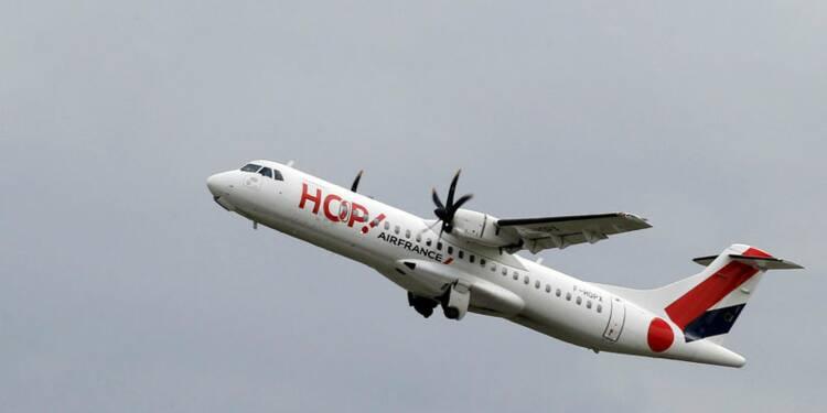 HOP! devient Air France HOP, le groupe poursuit sa simplification
