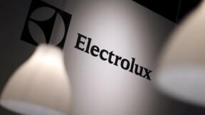Electrolux bondit, branche Professionnel scindée et coûts en baisse