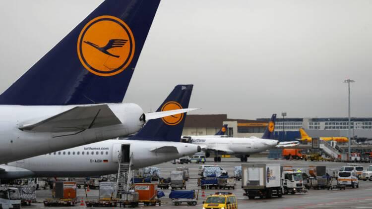 Annulations et retards ont coûté 500 millions d'euros à Lufthansa en 2018