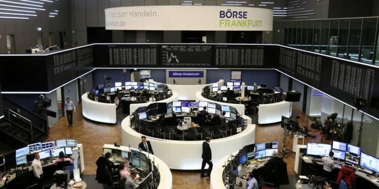 Les Bourses européennes terminent en hausse, aidées par l'emploi US