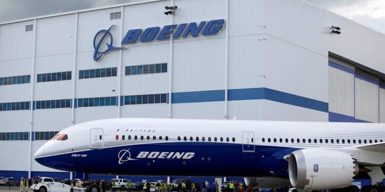 Boeing mise sur l'ouvrier bionique pour sortir plus de Dreamliner