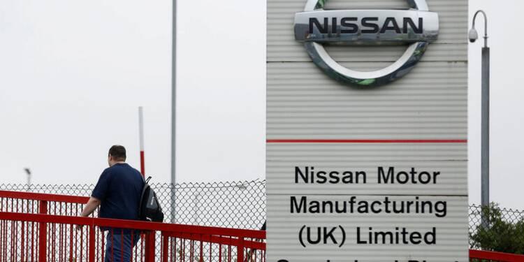 Nissan renonce à construire son nouvel X-Trail en Grande-Bretagne