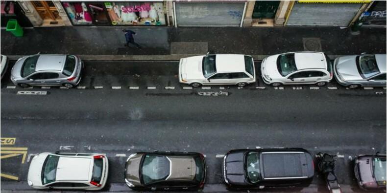 Stationnement payant à Paris : le nombre d'amendes en nette baisse en 2018