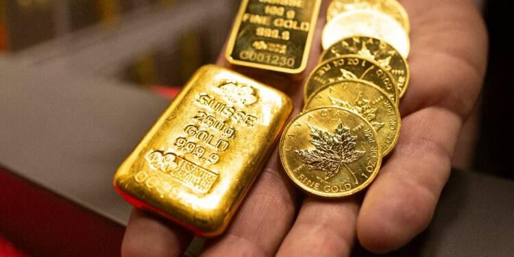Vannes : il commande un maillot et se fait livrer des lingots d'or