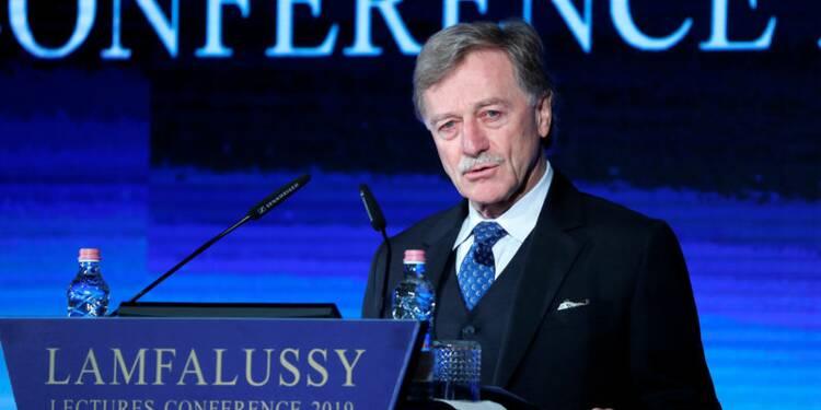 Mersch veut renforcer la BCE en matière de stabilité financière