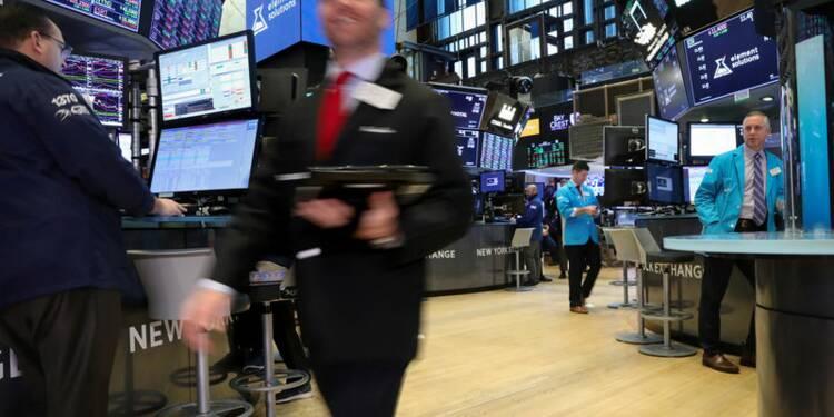 Calme plat à Wall Street en attendant Alphabet