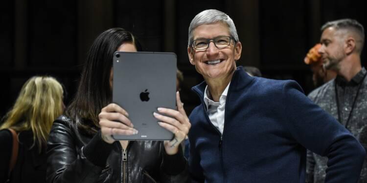 Impôts : Apple règle discrètement ses comptes avec le fisc français