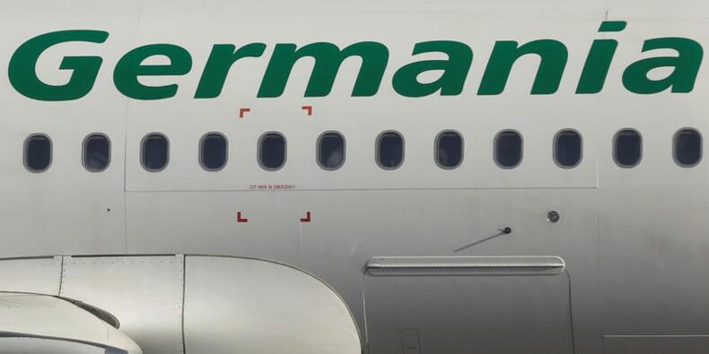 La compagnie aérienne allemande Germania se déclare en faillite