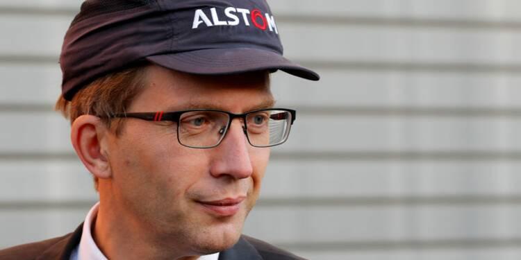 """Alstom: Pas de """"plan B"""" mais pas de nécessité après Siemens"""