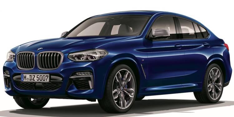BMW X4 20d, le SUV qui se prend pour un coupé