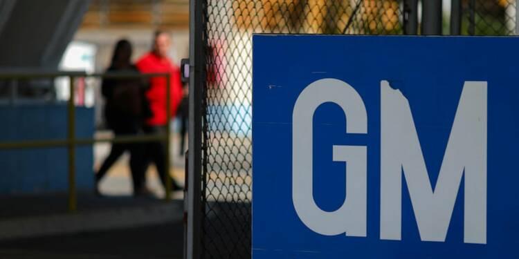 GM soutenu par ses pick-up et crossovers au quatrième trimestre, le titre monte