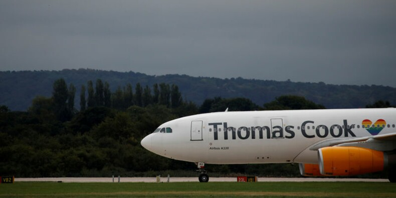 Thomas Cook confirme ses objectifs, met en vente ses avions