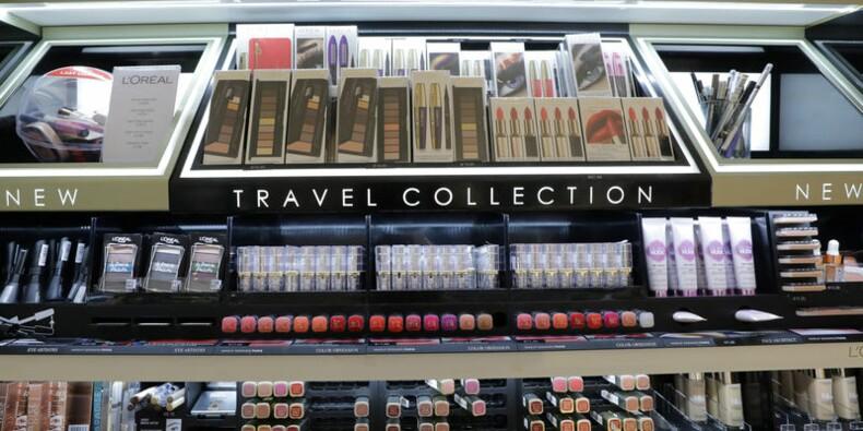 """L'Oréal: Luxe et """"cosmétique active"""" portent les résultats annuels"""