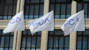 Fiat Chrysler chute lourdement après ses prévisions 2019