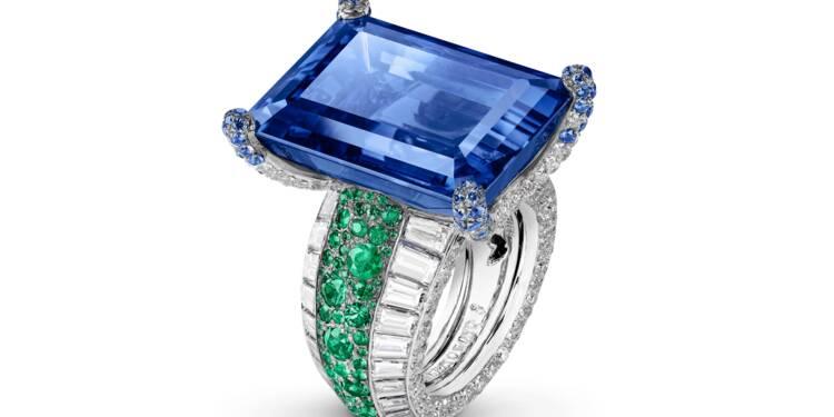 Diamants, saphirs... comment De Grisogono se distingue par ses bijoux hors de prix