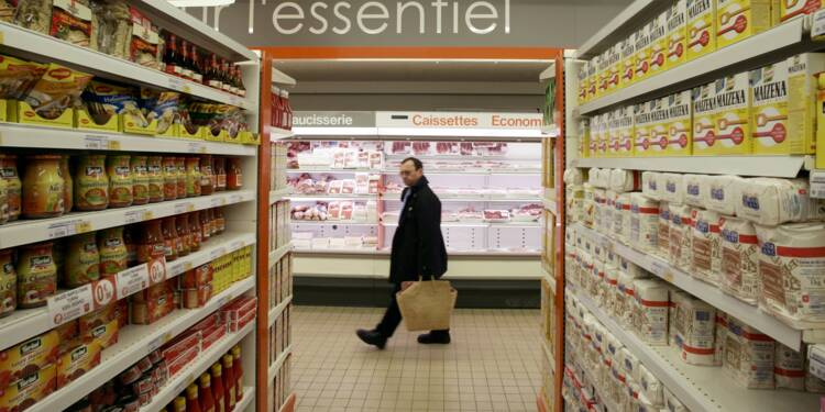 Hypermarchés : les prix des produits les plus vendus ont bondi