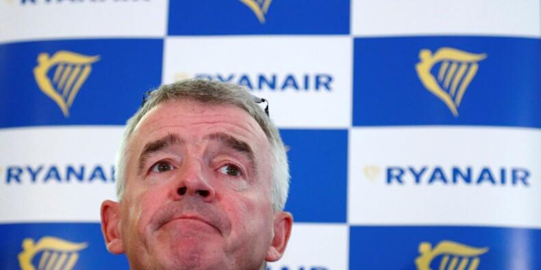 Ryanair: 99 millions d'euros pour O'Leary s'il double les profits en cinq ans