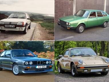 205 GTI, Renault 30… les voitures mythiques des années 80 et 90, stars du salon Rétromobile 2019