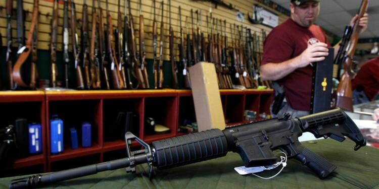 USA: Une majorité pour durcir la législation sur les armes