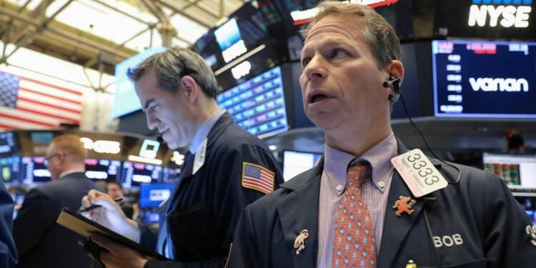 Wall Street finit mitigée, entre inquiétude et bons résultats