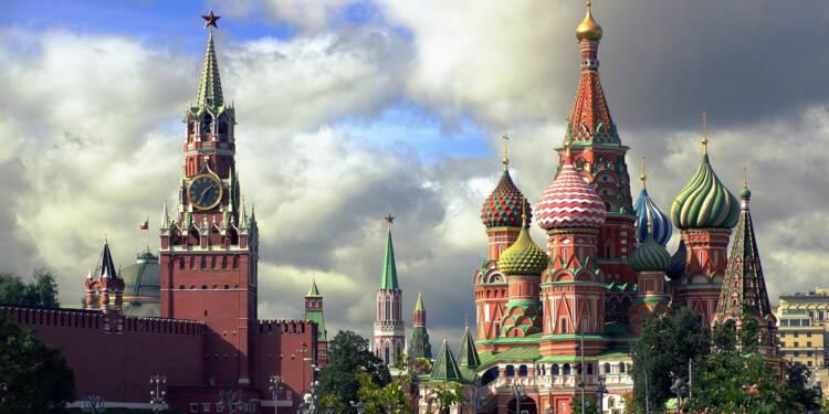 Actions russes : rendement des dividendes de 8% et très fort potentiel !