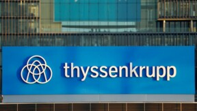 Thyssenkrupp: Le bénéfice d'exploitation plonge de 26% au premier trimestre