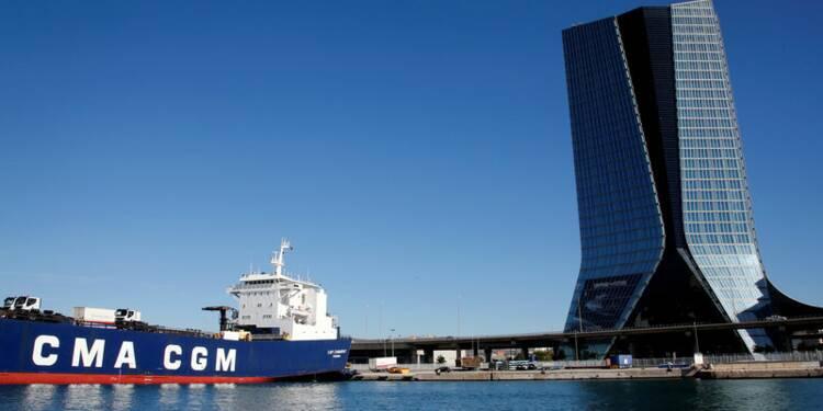 CMA CGM vise un retour à l'équilibre pour Ceva Logistics en 2019