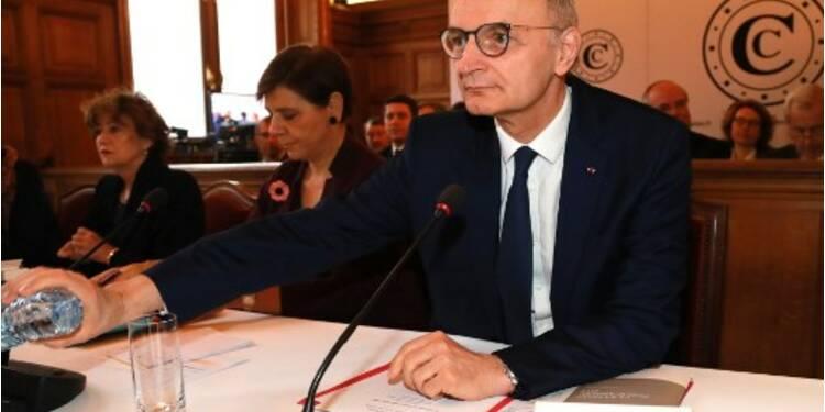 Baisse de salaire en vue pour le patron de la Cour des comptes Didier Migaud, pressenti au Conseil constitutionnel