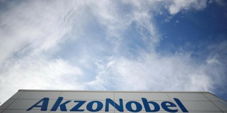 Le bénéfice d'Akzo Nobel au quatrième trimestre gonflé par des prix plus élevés