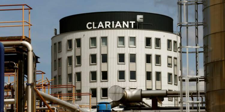 L'activité plastiques pèse sur le quatrième trimestre de Clariant