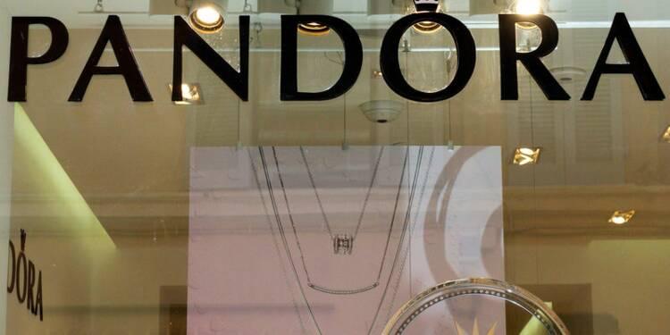 Le joaillier Pandora nomme un nouveau DG pour relancer la marque