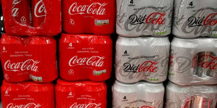 La prévision de bénéfice annuel de Coca-Cola déçoit