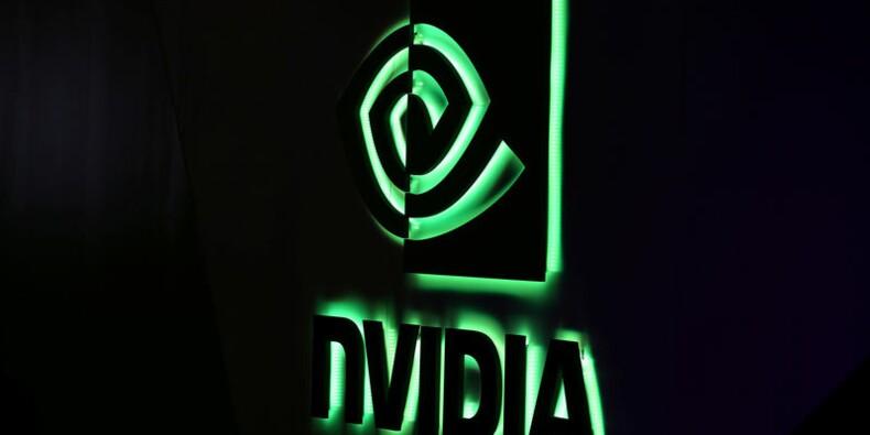 Nvidia bat le consensus au 4e trimestre, le titre grimpe
