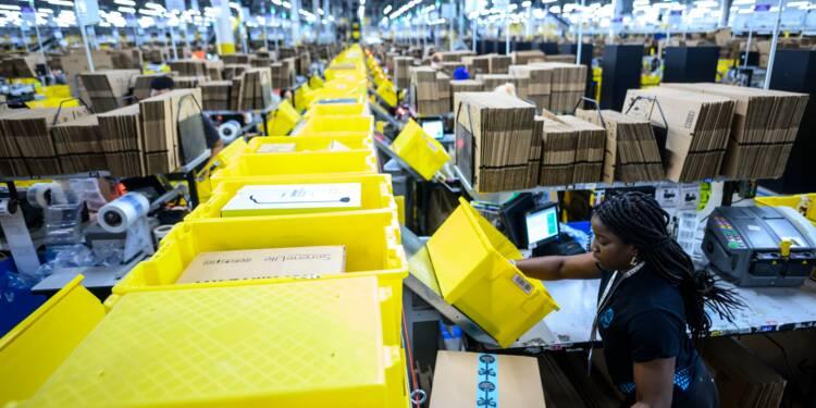 Amazon pénalisé par sa promesse de livrer en un jour